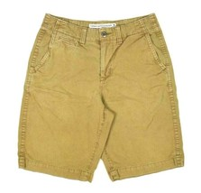 American Eagle Outfitters Long Board Khaki Shorts Casual Cotton Mens Siz... - $17.81