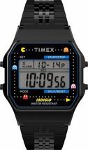 Limited Edition - Timex T80 X Pac-Man Digital Grey Dial Unisex's Watch-TW2U32100 - $142.99