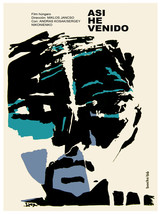 Asi he venido vintage Movie POSTER.Graphic Design. Wall Art Decoration.3749 - $10.89+