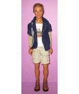 Barbie Ken Fashion Fever Era Beach Blaine Boy Rooted Hair 2004 Cali Guy ... - $28.00