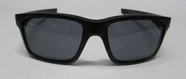 Oakley Sunglasses Mainlink 9264-01 57 Black Grey Matte Men's NEW & 100% ... - $95.99