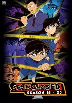 DVD-Detective Conan Case Closed Complete Season 16 17 18 19 20 English S... - $69.99