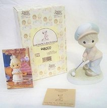 Precious Moments Lord Help Me To Stay On Course 532096 - $12.41