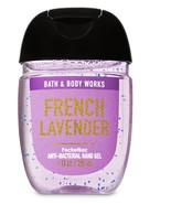 Bath & Body Works French Lavender Pocketbac Hand Sanitizer Gel 1oz - $2.87