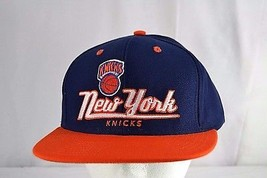 New York Knicks Blue/Orange  Baseball Cap Snapback - $21.99