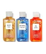 Bath and Body Works Summer Shower Gel Set of 3- Fiji , Key West, Belize - £20.72 GBP