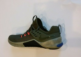 Nike Free Metcon Size 10Training Shoes AH8141-342 Olive Black Crossfit $120 - $99.00