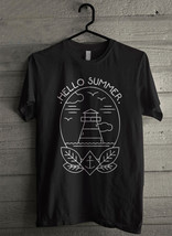 Hello Summer - Custom Men's T-Shirt (1474) - $19.13+