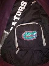 "Florida GATORS UF Slingback Logo Backpack School Book Bag 20""-NEW - $21.97"