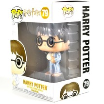 Funko Pop! Harry Potter in Pajamas PJs #79 Vinyl Action Figure NIB image 2