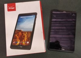 """Verizon Ellipsis 8 16GB, Wi-Fi + 4G (Verizon) 8"""" Tablet - Black - $25.99"""