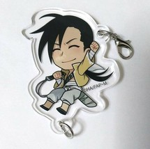 Fullmetal Alchemist Acrylic Keychain Strap Charm Rin Yao Shin Anime Anip... - $32.66