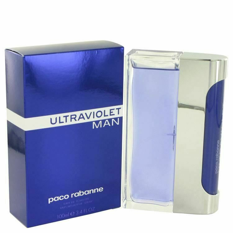 Primary image for ULTRAVIOLET by Paco Rabanne Eau De Toilette Spray 3.4 oz for Men