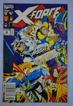 Marvel Comics X-Force #20 Mar 1991 Comes With Plastic Cardboard Backing - $0.99