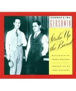 Strike Up The Band (1990 Studio Cast) [Audio CD] George Gershwin; Ira Ge... - $19.49