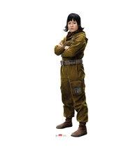 Rose Star Wars Last Jedi Movie LIFE-SIZED Cardboard Standup Standee Cutout 2533 - $39.95