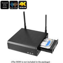 Android 6.0 TV Box - 4K, Kodi, RTD1295 Quad Core CPU, T820 GPU, 2GB DDR4... - $199.99