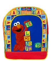 ELMO INSULATED LUNCHBOX & BACKPACK SET - $19.95