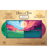 Legend of Zelda Ocarina of Time Limited Edition Vinyl Album Set 2 LP Rec... - $197.95