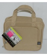GANZ Brand Beyond a Bag BB227 Seasme Color Toiletry Notebook Hanging Org... - $30.00
