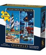 Dowdle Jigsaw Puzzle - Lighthouses North - 500 Piece - $19.90