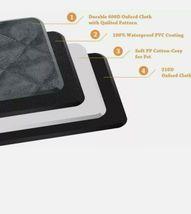 SUPSOO Dog Car Seat Cover Waterproof Durable Anti-Scratch Nonslip Back Seat Pet  image 12