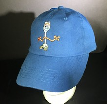 Toy Story 4 New Disney Pixar Forky Baseball Hat Cap Navy - $13.37