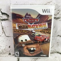 Cars: Mater-National Championship (Nintendo Wii, 2007) Complete & Tested  - $9.89