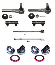 Tie Rod Front Wheel Bearing & Seal Kit fits Ford F-150 4 Wheel Drive 198... - $109.45
