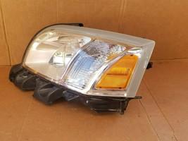 06-09 Mitsubishi Raider Headlight Head Light Lamp Driver Left LH image 2