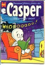 CASPER #18 1954-HARVEY-GHOST ISSUE-BABY HUEY-good - $27.32