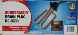 Farm Innovators Inc. DPH 15 Rubbermaid Drain Plug De Icer Corded image 2