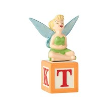 Walt Disney Tinker Bell Laughing Ceramic Salt and Pepper Shakers Set NEW... - $24.18