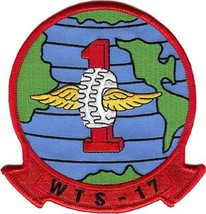 USMC WTS 17th Wing Transportation Squadron Military Patch - $11.87