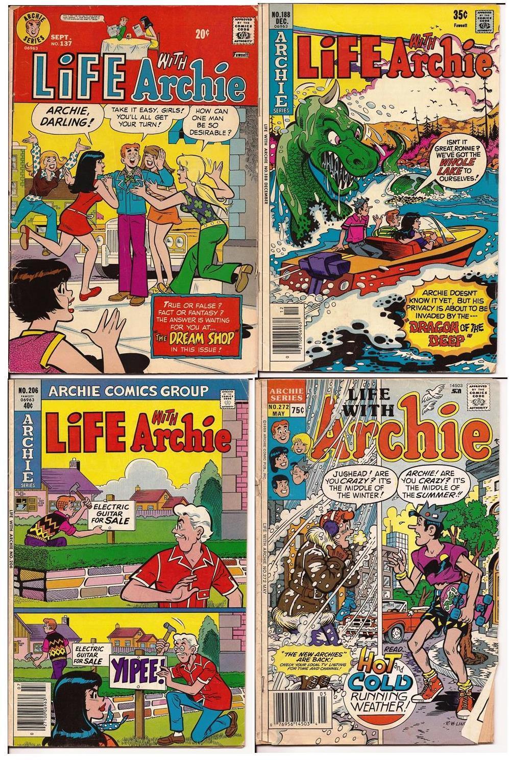 Archie lot