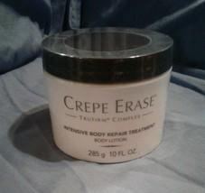 CREPE ERASE INTENSIVE BODY REPAIR TREATMENT BODY LOTION 10 OZ SEALED! FREE SHIP