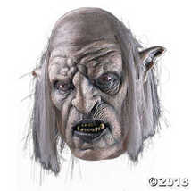 Orc Overseer Mask Adult Lord of the Ring Mask - £52.28 GBP