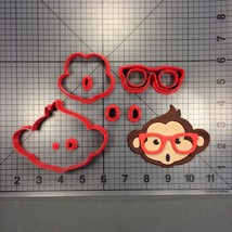 Cute Monkey 100 Cookie Cutter Set - $6.00+