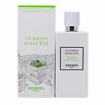 Hermes Un Jardin Sur Le Toit Moisturizing Body Lotion 200 ML/6.5 Fl.Oz NIB-33176 - $58.91