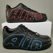 Nike Air Force 1 Low x CPFM Athletic Shoes Mens Size 8.5 Black Blue Red ... - $558.99