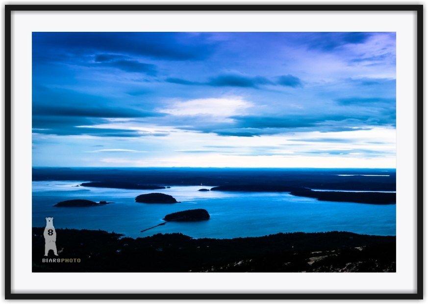 Travel Photography, Fine Wall Decor, Maine Art, Photograph Print, Photos for Sal