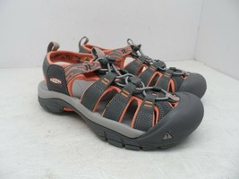 KEEN Women's Newport Hydro Sandal 1018947 Magnet/Coral Size 7.5M - $64.12