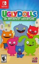 Ugly Dolls: An Imperfect Adventure - Nintendo Switch Standard Disc - $27.54