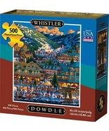 Dowdle Jigsaw Puzzle - Whistler - 500 Piece - $24.86