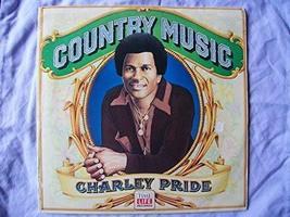 CHARLEY PRIDE Countr Music USA LP 1981 [Vinyl] Charley Pride - $12.93