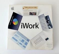 Apple iWork' 08 Office Software Suite Mac - $7.70