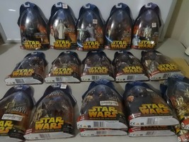 HUGE SELECTION STAR WARS 2005 EP 3 Revenge Of The Sith ROTS ACTION FIGUR... - $8.79