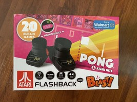Atari Flashback Blast! Vol. 3, Pong, Retro Gaming, Pink, Walmart exclusive  - $11.29