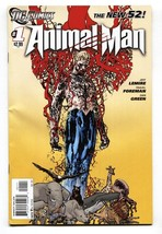 Animal Man #1 2011-comic book-NEW 52-EARLY ISSUE-VF/NM - $18.62