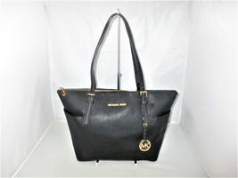 Michael Kors Handbag Jet Set Item E / W Top Zip Saffiano Leather Tote Bag $248 - $129.99
